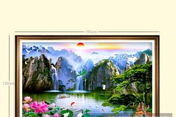 Gợi ý, top mẫu tranh quà tặng cho ngày phụ nữ Việt Nam 20-10 ý nghĩa
