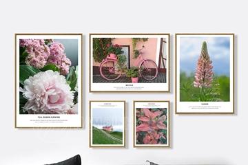 Những phong cách tranh treo tường quán cafe hot nhất