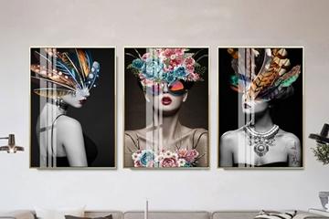Top mẫu tranh chân dung chuẩn đẹp, ý nghĩa sắc nét hot 2021