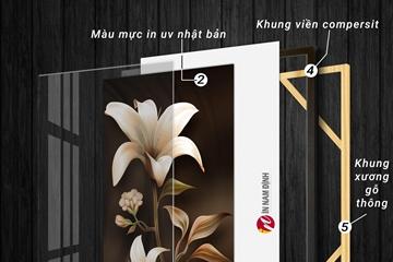 Tranh Canvas Treo Tường Nam Định - Điểm Mua Tranh Uy Tín