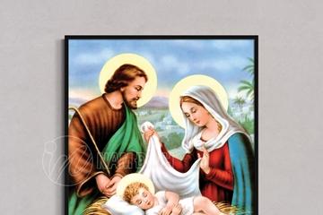 Tranh công giáo những mẫu tranh đẹp với nhiều ý nghĩa thể hiện đức tin kito hữu