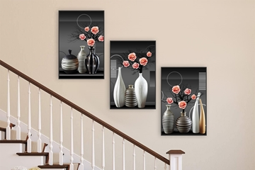 Tranh treo cầu thang là gì? Tại sao nên lựa chọn tranh treo cầu thang để trang trí tường