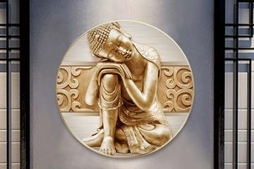 Ý nghĩa của mỗi bức tranh treo tường Phật Giáo