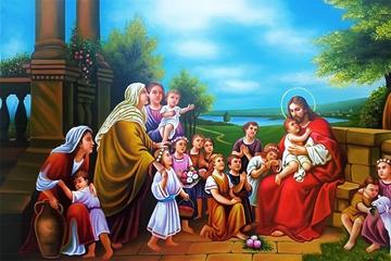 Ý nghĩa của tranh Công Giáo - địa chỉ mua tranh uy tín