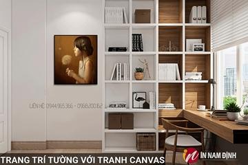 Dịch vụ thiết kế và sản xuất tranh decor treo tường