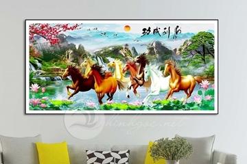 Tại sao bạn nên sử dụng tranh treo phòng khách, hãy đến với bộ sưu tập tranh đẹp tại innamdinh.vn