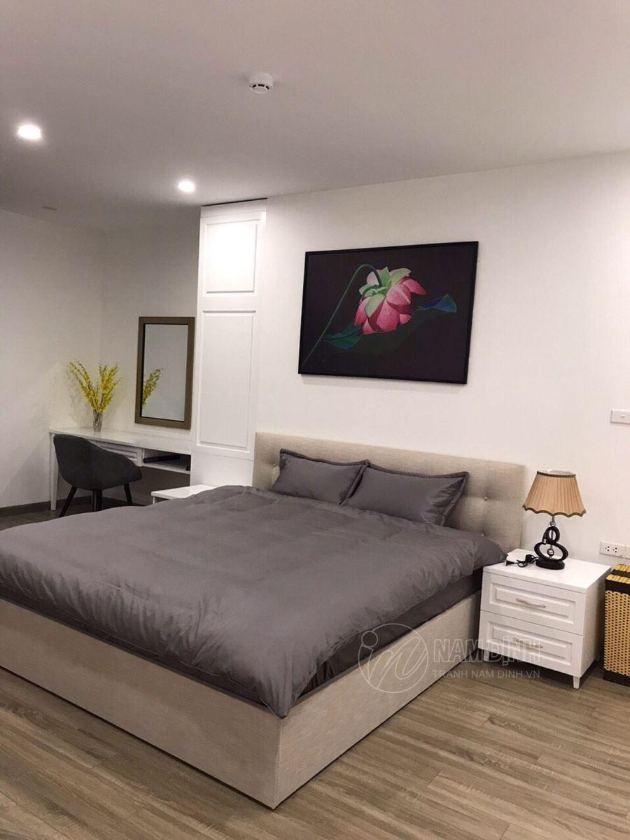 Khi chọn tranh canvas treo phòng ngủ cần lưu ý những điều gì?
