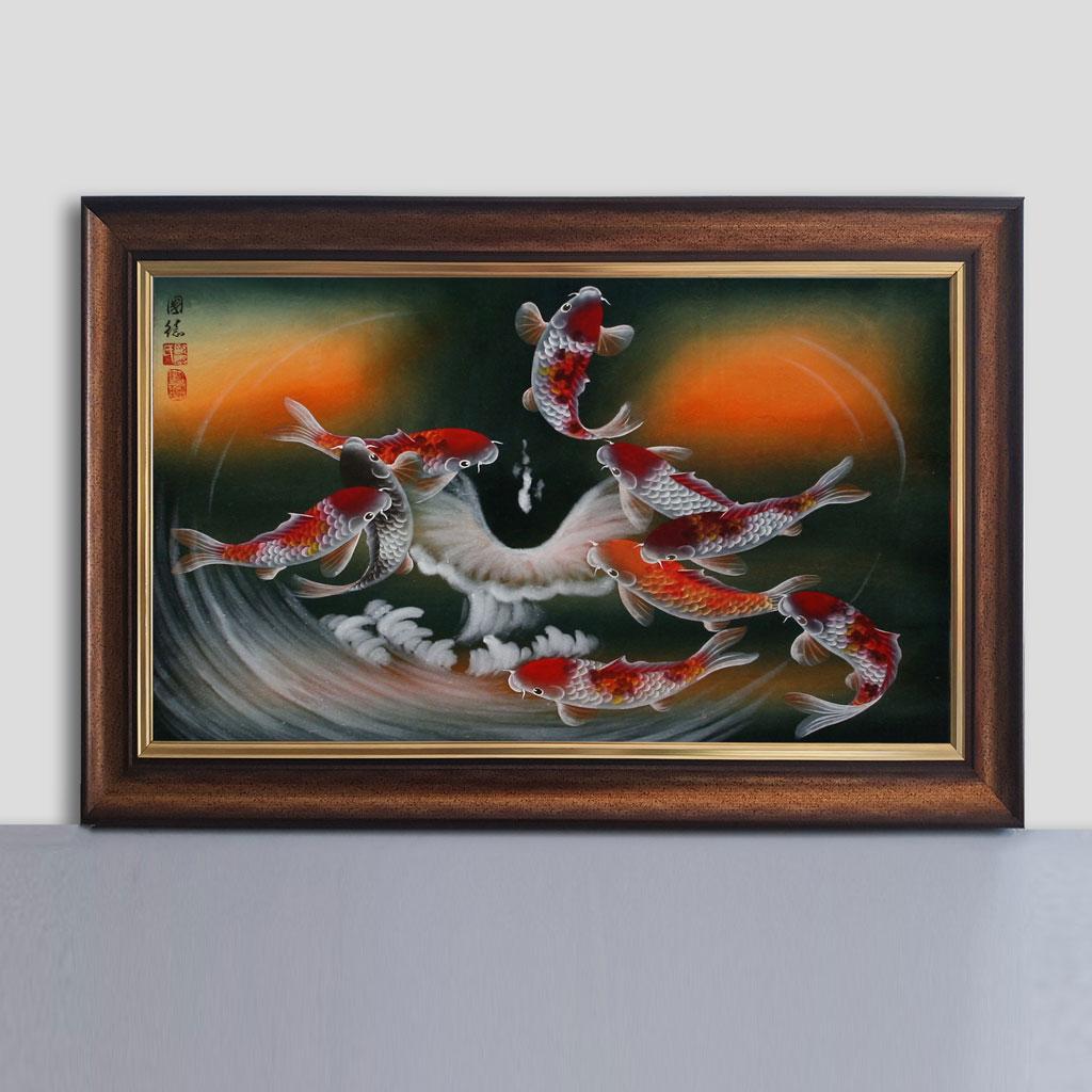 Cá chép vượt vũ môn