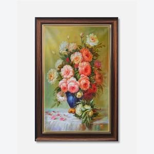 Tranh treo tường, lọ hoa trang trí đẹp