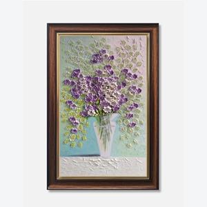 Tranh lọ hoa, nghệ thuật