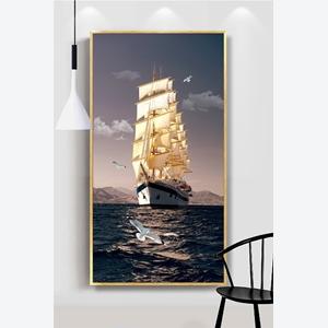 Thuyền buồm cánh vàng