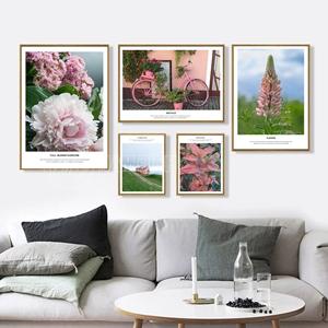 Bộ tranh các loài hoa lá