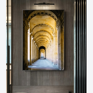 Bức ảnh cổng vòm trung đông