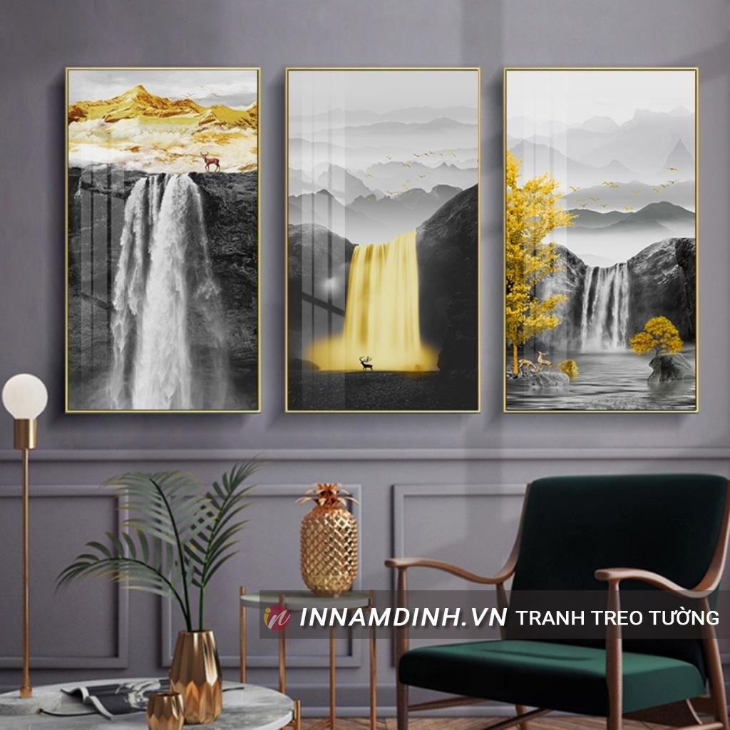 Tranh canvas phong cảnh