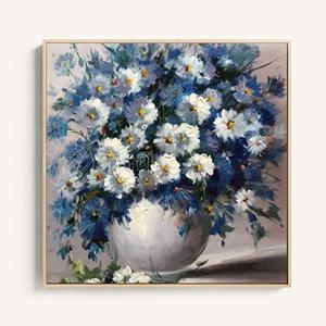 Bình hoa cúc