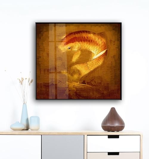 Cá chép vàng