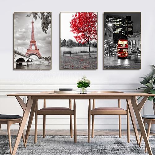 Tranh bộ Tháp Eiffel