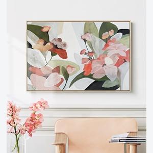 Tranh treo tường, hoa lá đẹp