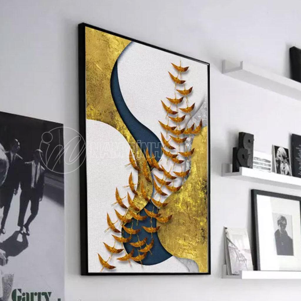 Đàn chim vàng