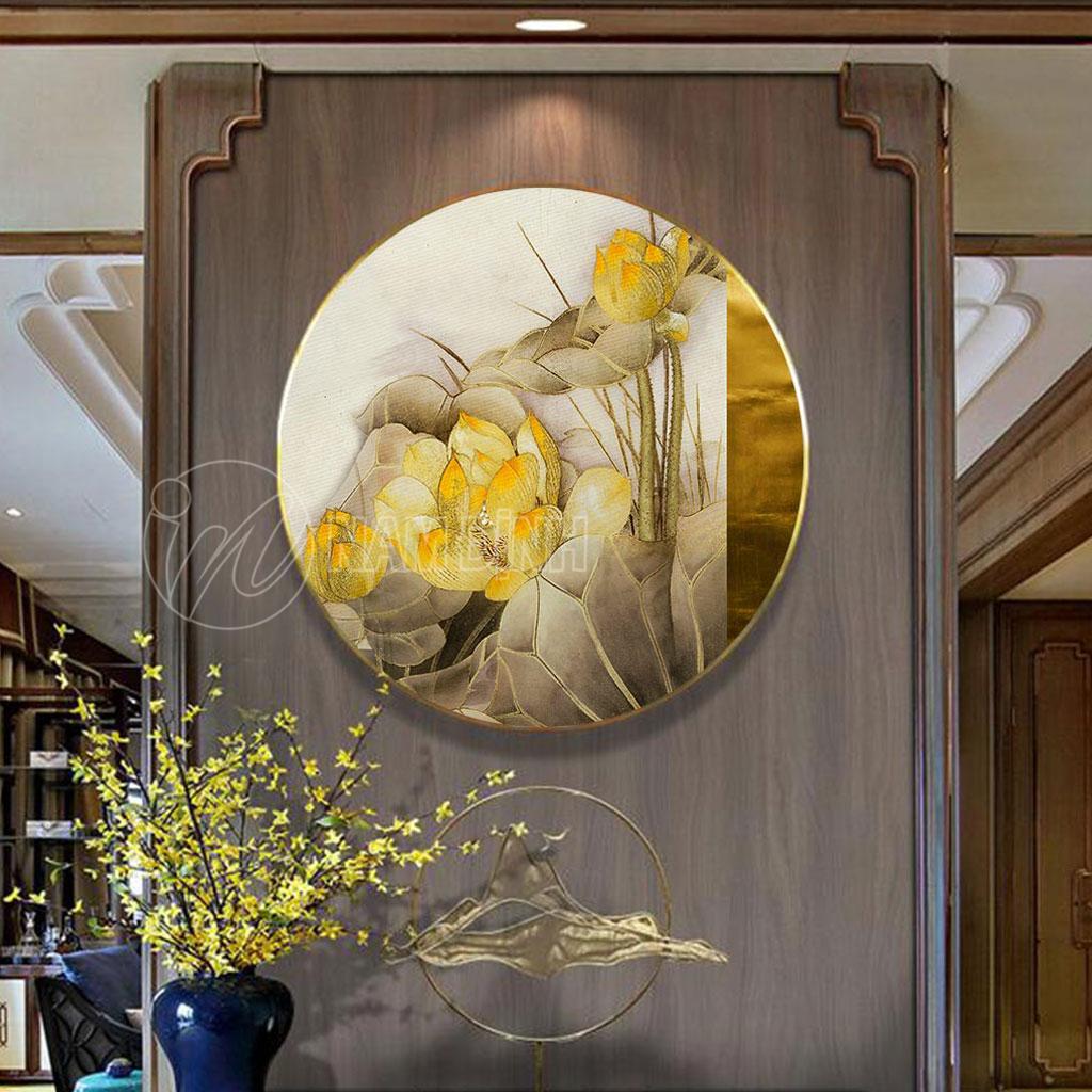 Hoa sen vàng