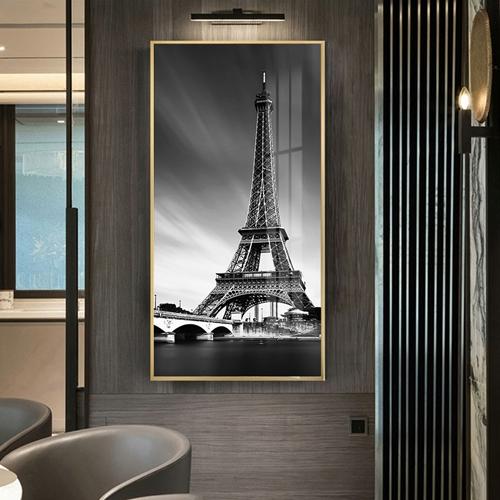 Tranh treo tường, tháp Eiffel ấn tượng
