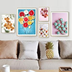 Bộ tranh hoa quả