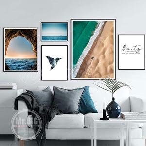 Bộ nhiều bức cảnh biển