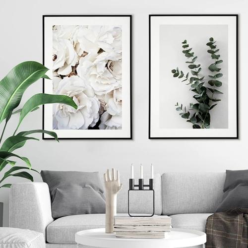 Hoa và lá