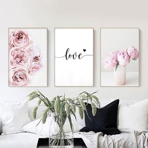 Bộ tranh hoa hồng