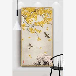 Đôi chim cây vàng