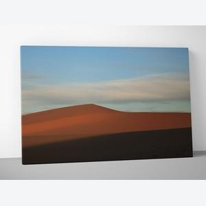 Phong cảnh sa mạc cát