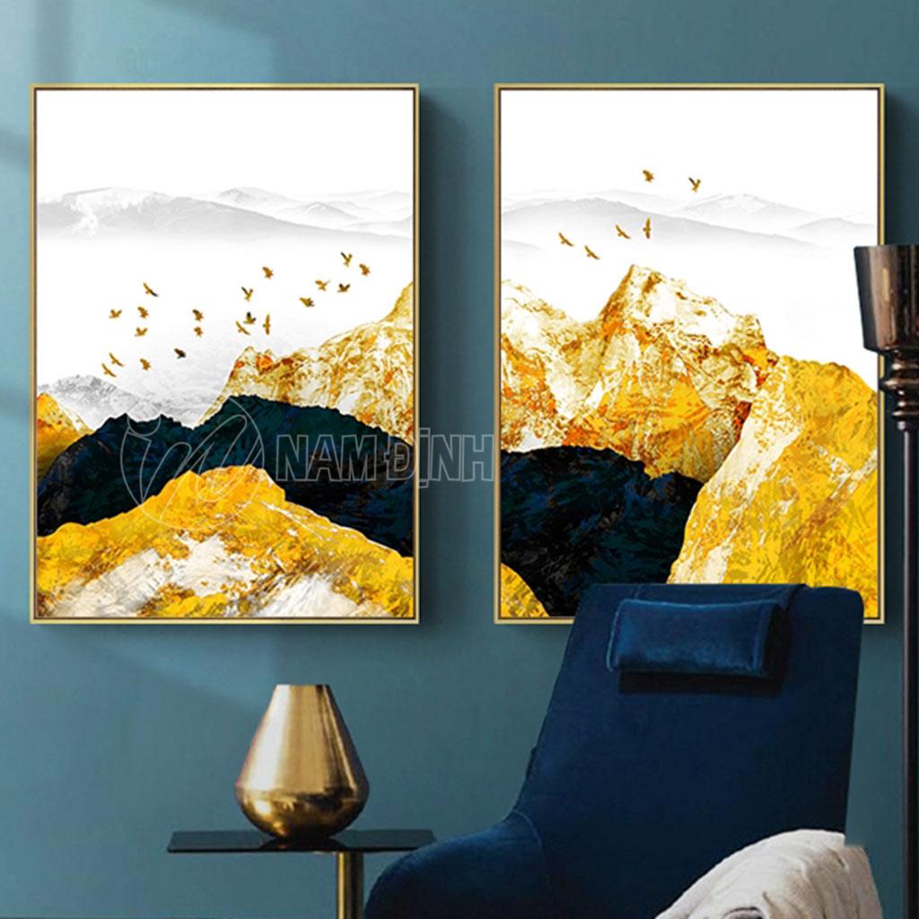 Ngọn núi vàng