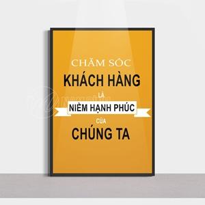 Tranh động lực slogan