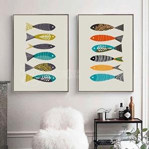 Những con cá màu sắc